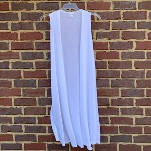 LuLaRoe Joy Vest Size Small